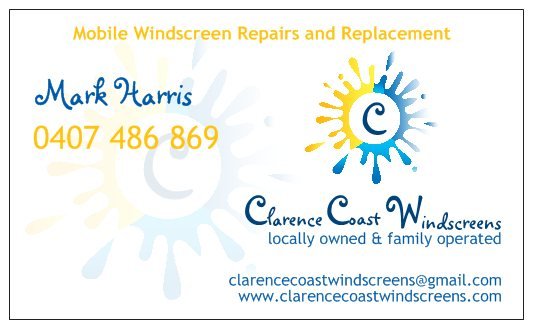 CLARENCE COAST WINDSCREENS – Yamba